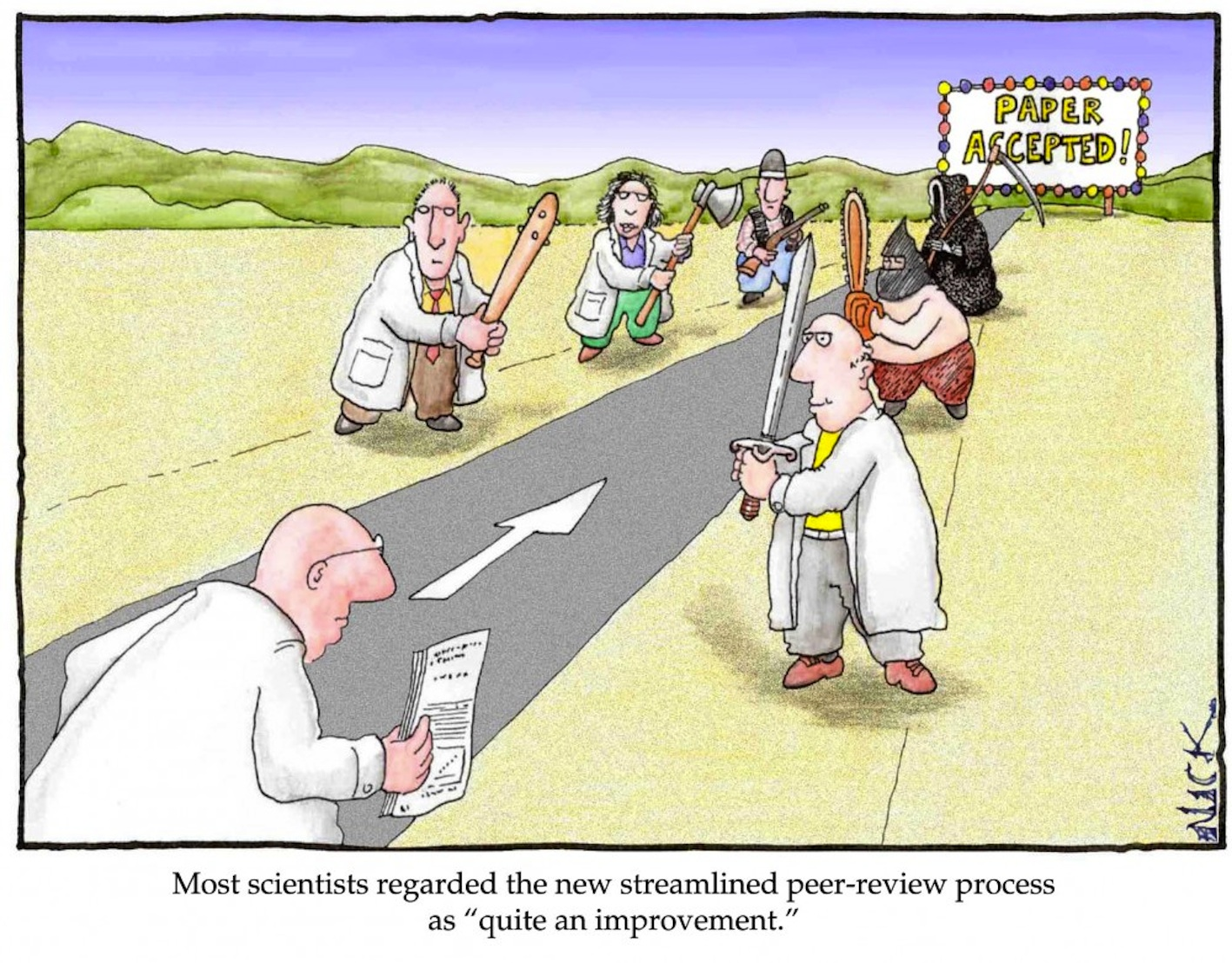 Peer review nick kim cartoon3 resize